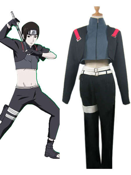 Naruto Sai Cosplay Kostüm Tailor Made
