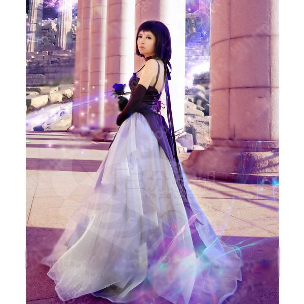Sailor moon sailor saturn tomoe hotaru cosplay kostüm resmi anime tam dress ücretsiz kargo